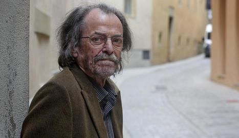 """Josep Piera: """"Un gra d'arròs era un símbol per poder contar la història i la cultura d'un país"""""""
