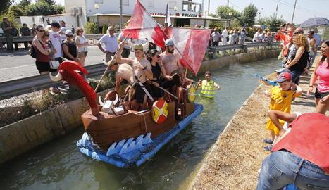 Transèquia de la Festa Major de Partida de Montcada