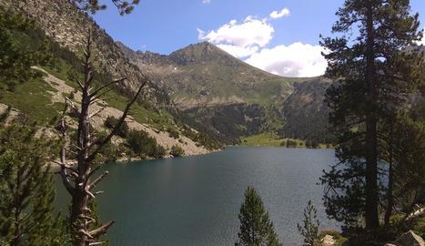 D'excursió a l'Estany Llong, al Parc Nacional d'Aigüestortes
