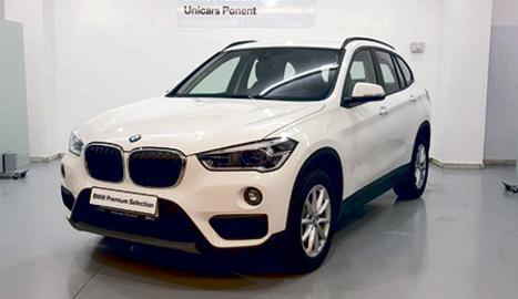 BMW x1 Sdrive 18D