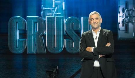 La 1 estrena el concurs 'Crush'