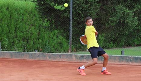 El Català de tenis sub-11 del CT Urgell assoleix les semifinals