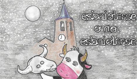 El dibuix guanyador és obra de Josep Henri Espinosa, un gironí de 9 anys.
