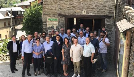 """La Generalitat reitera la voluntat d'extreure del medi l'ós Goiat"""""""