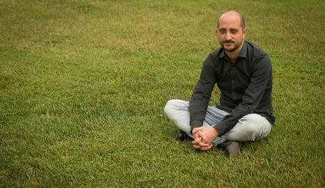 """Jorge Moya: """"Podem aprendre fins on estiguem genèticament preparats per arribar"""""""