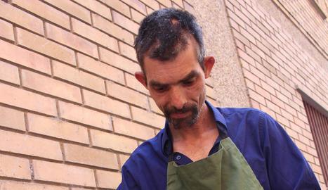 """Javier Cuesta: """"És més fàcil tallar-se amb un ganivet sense esmolar que no pas ben esmolat"""""""