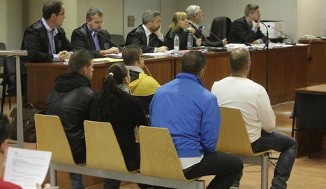 El judici es va celebrar a finals del 2016 a l'Audiència de Lleida i ara la sentència és ferma.