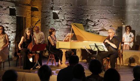 Balaguer s'omple de música amb 'La flauta virtuosa'