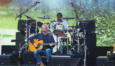 Clapton és Déu