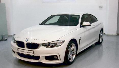 BMW 418d Coupé 110 CV Diésel