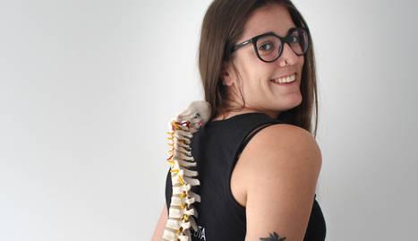 """Maria Verdés: """"El dolor és tan necessari com la febre. Ens adverteix que alguna cosa ha    de canviar"""""""