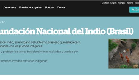 Un indígena, dos dècades sol a la selva amazònica