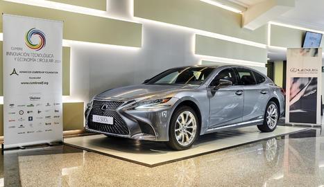 Lexus patrocina la cimera sobre innovació i economia circular