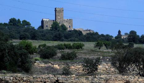 Imatge d'arxiu del Castell de les Sitges.