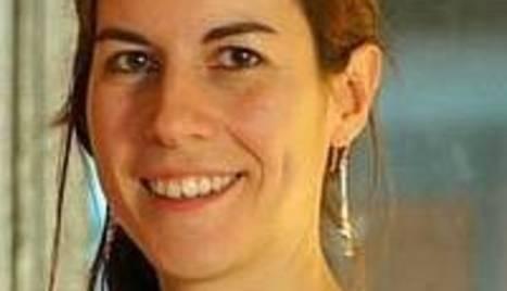 Una balaguerina, directora general de Relacions Exteriors