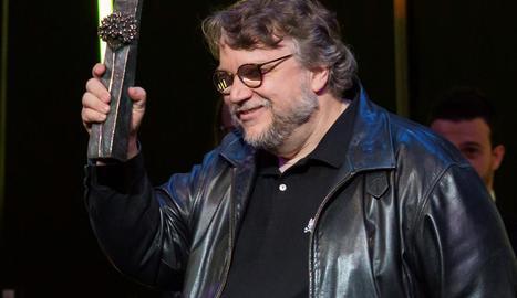 Imatge d'arxiu del cineasta Guillermo del Toro.