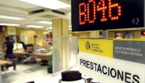 Lleida, la província catalana amb menys atur, segons l'EPA