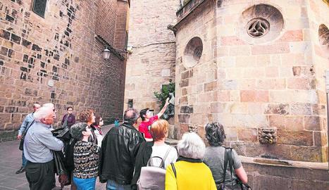 Els joves de la capital del Solsonès promocionen la seua ciutat