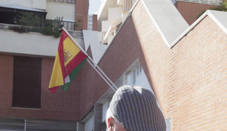 El comissari Villarejo, en una imatge d'arxiu.