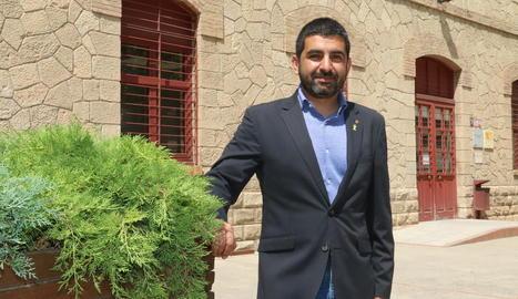 «És una bona notícia que hi hagi un conseller musulmà»