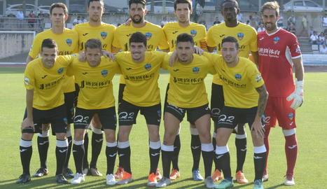 El Terol, rival del Lleida en la primera eliminatòria de la Copa del Rei