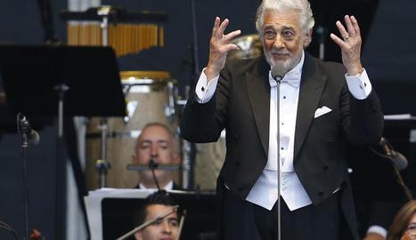 Plácido Domingo debuta com a director a Bayreuth