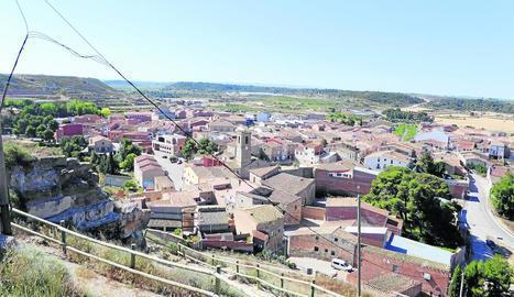 Imatge d'arxiu de Castelldans.