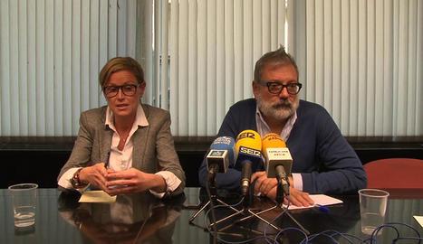 Angel Ros va assumir l'alcaldia de Lleida el 8 de gener del 2004 substituint Antoni Siurana, que havia estat nomenat conseller.