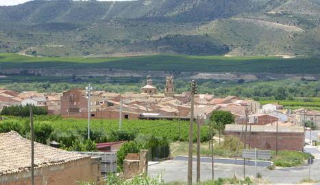 Imatge de Massalcoreig, al Baix Segre.