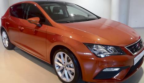 Seat León 1.4 TSI