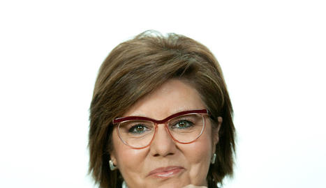 María Escario, nova directora de Comunicació de RTVE.