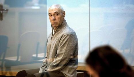 Imatge de l'etarra Santi Potros en un judici.