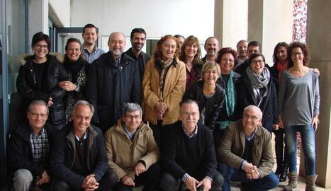 Imatge dels professionals que van participar en l'estudi.