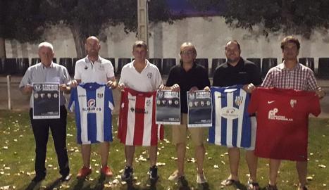 Segona edició del torneig de l'Escola de Futbol Intercomarcal