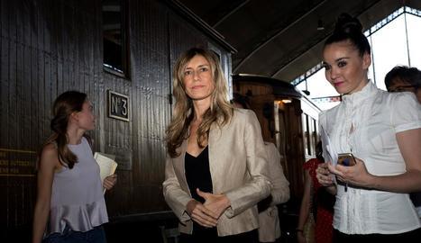 Imatge d'arxiu de Begoña Gómez.