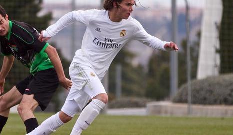 El Lleida i el Real Madrid tanquen la cessió de Mink Peeters