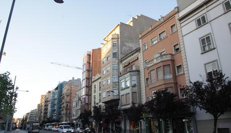 El carrer Ba