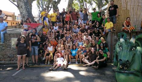 Els Margeners de Guissona, a la Catalunya Nord