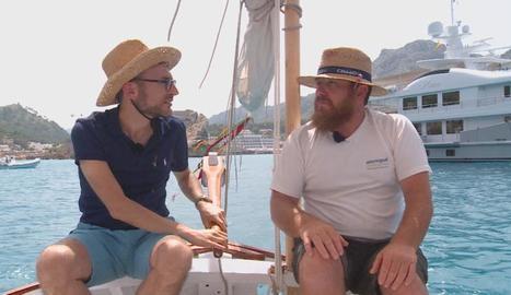 Ricard Sabaté de 'Comando al Sol' viatja a Mallorca, una de les principals destinacions vacacionals.