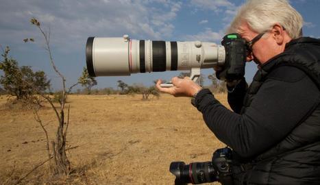 Fotògrafs i animals, protagonistes d''En situació crítica'.