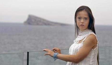 Marián Ávila serà la primera espanyola amb síndrome de Down a debutar a la meca de la moda.