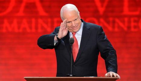 El senador McCain, en una imatge d'arxiu.