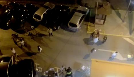 Diversos ferits en una baralla al centre de Mollerussa