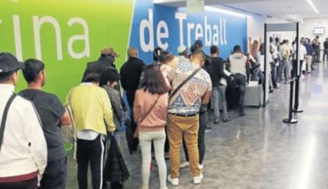 Lleida encara ha de recuperar 20.500 llocs de treball perduts durant la crisi