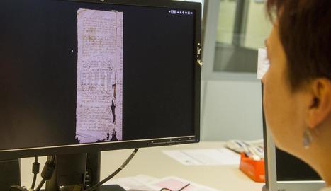 Els documents històrics ja poden consultar-se 'on line'.
