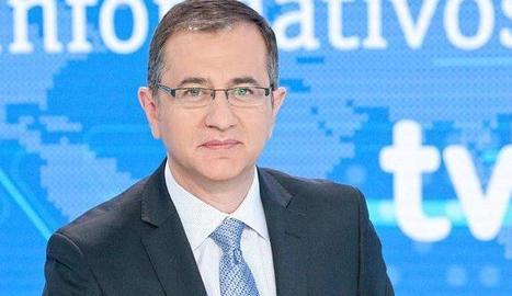Pedro Carreño s'acomiada de La 1