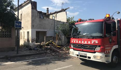 La casa està situada al carrer Terol, al barri de la Bordeta.