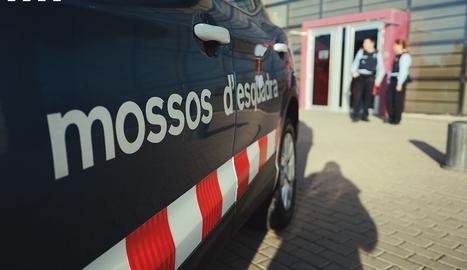 Una comissaria dels Mossos d'Esquadra