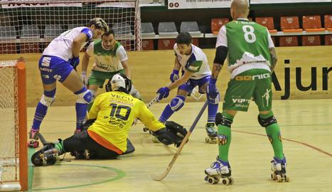 El Lleida Llista, exempt de la primera ronda de la Copa CERS