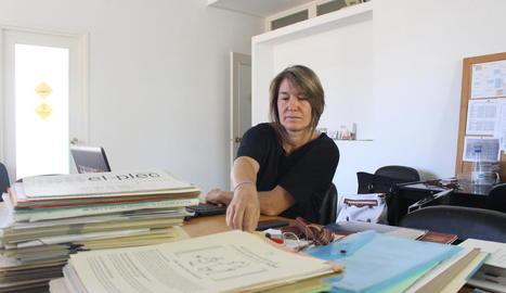 """Elisa Solé: """"L'escola, pública i concertada, ha de ser gratuïta. La família paga el que no li toca"""""""
